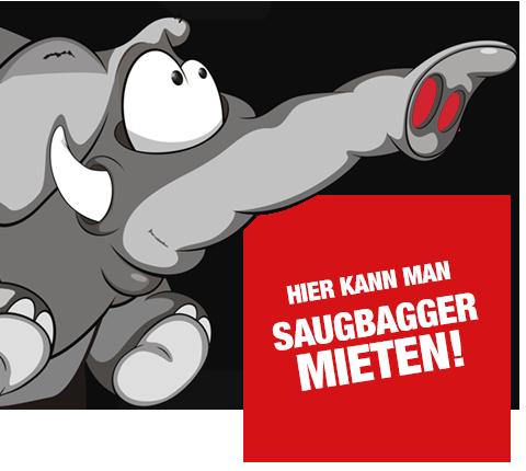 Saugbagger-mieten